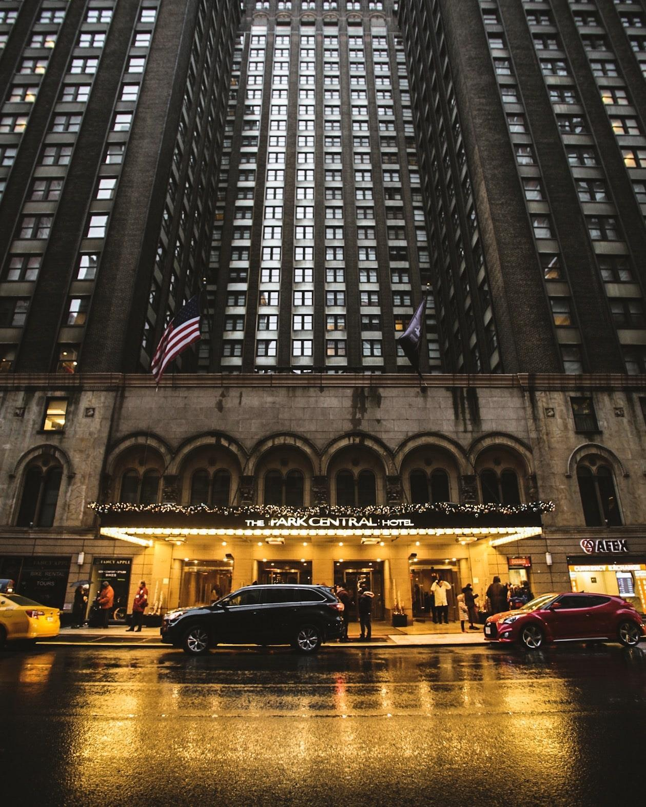 Park Central Hotel New York New York Ny United States Compare Deals