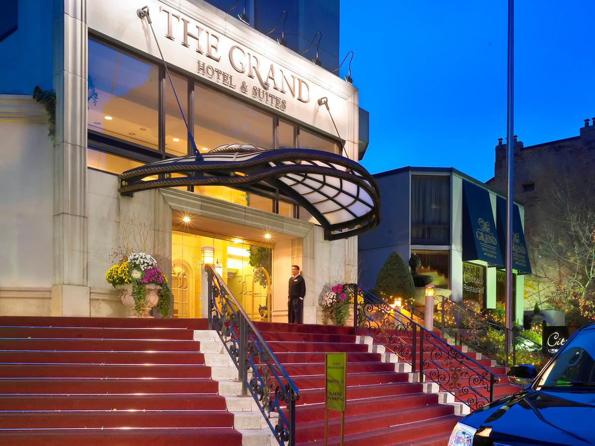Grand Hotel Suites Toronto On Canada Compare Deals